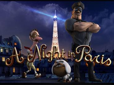 Конный бесплатный игровой автомат a night in paris ночь в париже кодекс